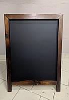 Штендер крейдяної двосторонній, фото 1