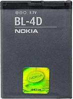 Аккумулятор для Nokia E5-00, E7-00, N8, N97 оригинальный, батарея Nokia BL-4D