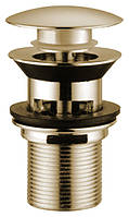 Донный клапан для раковины Welle D50070HO
