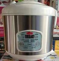 Мультиварка для дома Wimpex WX-5521 на 5 литров и 10 автоматических режимов приготовления + фритюрница