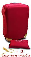 Текстильный чехол из неопрена красный L CT7082009