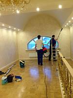 Уборка коттеджа после ремонта Киеве и Чернигове