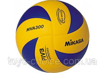 Мяч Волейбольный Mikasa Mva 300 Ps