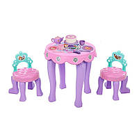 Disney Игровой набор Чайный столик Софии прекрасной Sofia the First Tea Table & Chair Set