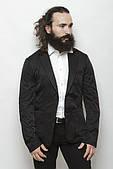 Пиджак мужской 2443-1 (Черный)