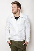 Куртка ветровка с сетчатой подкладкой 2206 (Белый)