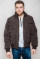 Куртка осенне-зимняя 2225 (Коричневый)