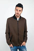 Куртка мужская осенняя с вортником 2250 (Хаки)