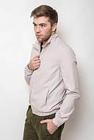 Куртка ветровка с сетчатой подкладкой 2206 (Бежевый)