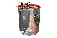 Медогонка 4-храмочная поворотная нержавеющая сталь