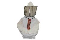 Куртка пчеловода бязь с украинским орнаментом