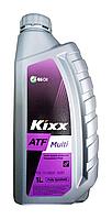 Масло трансмиссионное KIXX ATF Multi, 1л