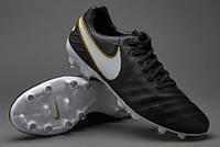 Бутсы Nike Tiempo Legacy II FG 819218-010 найк темпо