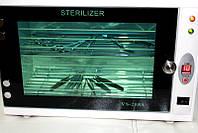 Стерилизатор ультрафиолетовый для маникюрных и педикюрных инструментов YRE VS-208A