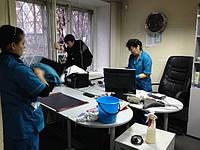 Уборка офисов в Киеве и Чернигове