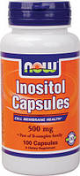 Inositol Capsules, Інозитол 500 мг 100 капсул