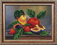 """Набор для вышивания бисером """"Ассорти фруктов"""", фото 1"""