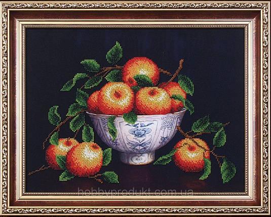 """Набор для вышивания бисером """"Вкус лета.Яблоки"""", фото 2"""