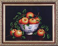 """Набор для вышивания бисером """"Вкус лета.Яблоки"""""""