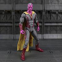 Коллекционная фигурка игрушка Вижн Vision Мстители: Эра Альтрона Avengers: Age of Ultron