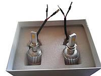 Led лампа фары H1