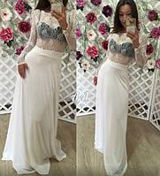 Платье в пол Amani Dress.Новинка 2015! (Арт. 351АР)