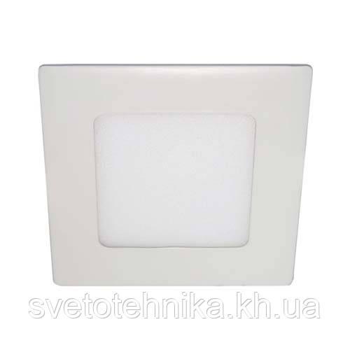 Світлодіодна LED панель Feron AL511 9W 4000K 146mm*146mm*13.5 mm