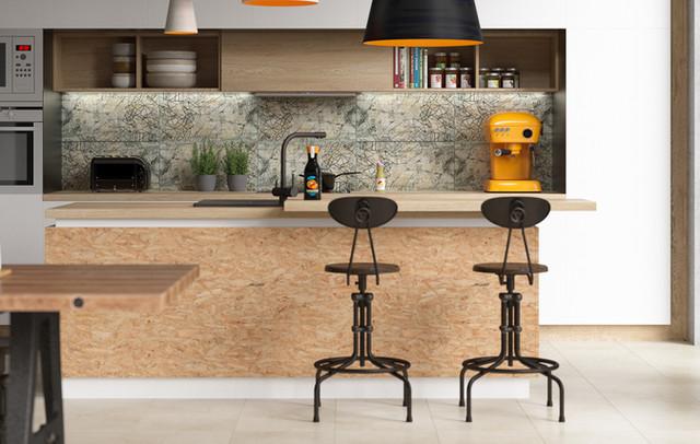Сучасна плитка на кухню.