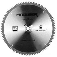Диск пильный Haisser 300х32 100 зуб по ламинату (отрицательный зуб)