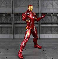 """Коллекционная фигурка игрушка Железный Человек Марк 46 """"Капитан Америка: Гражданская Война"""""""