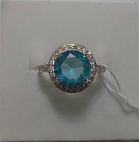 Серебряное кольцо Светик, фото 1