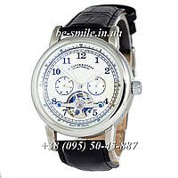 A. Lange & Sohne Unforgettable Masterpieces Tourbograph AA Silver-White