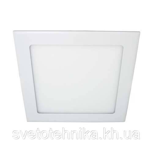 Светодиодная LED панель Feron AL511 12W 4000K  171mm*171mm*13.5mm