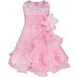 Платье праздничное, бальное детское от 3 мес до 3 лет, фото 5