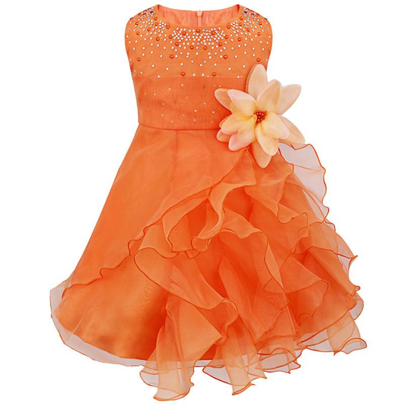 Платье праздничное, бальное детское от 3 мес до 3 лет