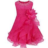 Платье праздничное, бальное детское от 3 мес до 3 лет, фото 9
