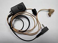 Гарнитура с вибромикрофоном MD-34 S3 для радиостанций Icom / Midland / Alan