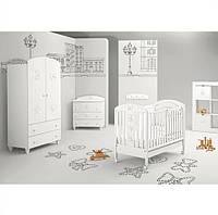 Комплект мебели для детской комнаты MIBB Blanche Lumier