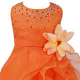 Платье праздничное, бальное детское от 3 мес до 3 лет, фото 2