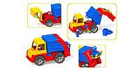 Автомобиль детский М4 мусоровоз