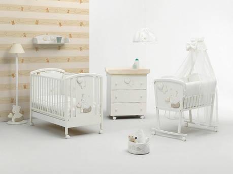 Комплект мебели для детской комнаты MIBB Stellina, фото 2