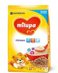 Молочная каша Milupa Гречневая 210 гр.с 4 мес