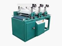 Станок для искусственного старения (браширования) деревянных заготовок ССД-3-600 макс. 600*100 мм