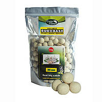 Бойлы растворимые CarpZone Soluble EuroBase Ready-Made Boilies Garlic (Чеснок)