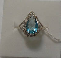 Серебряное кольцо Анастасия