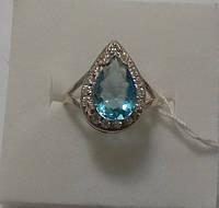 Серебряное кольцо Анастасия, фото 1