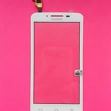 Сенсорний екран для Huawei Y511-U30 Ascend білий