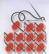 """Набор для вышивания бисером """"Ротонда"""", фото 3"""