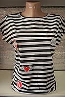 Женская футболка коттон оптом Одесса