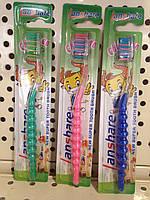 Зубние щетки Lanshare детские